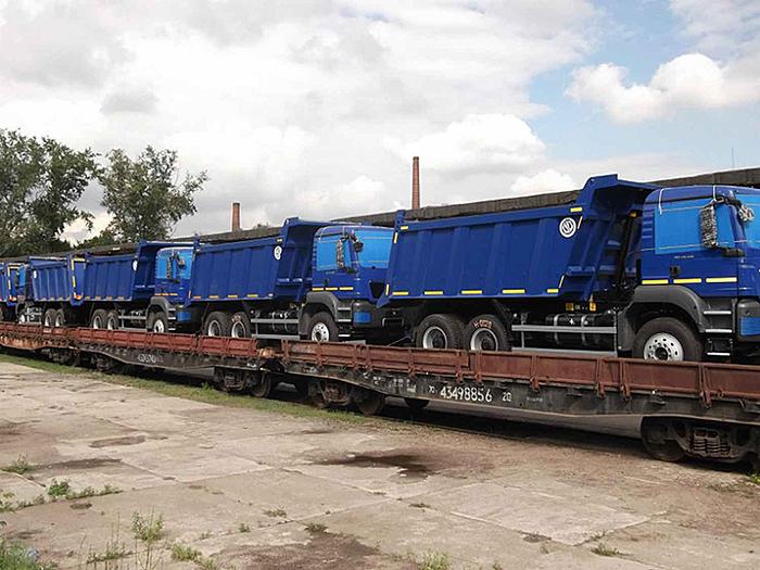 Rail transportation service broker gmbh