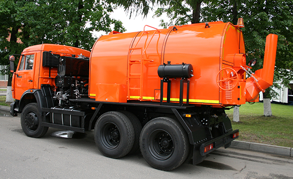 BCM-186 asphalt thermo container