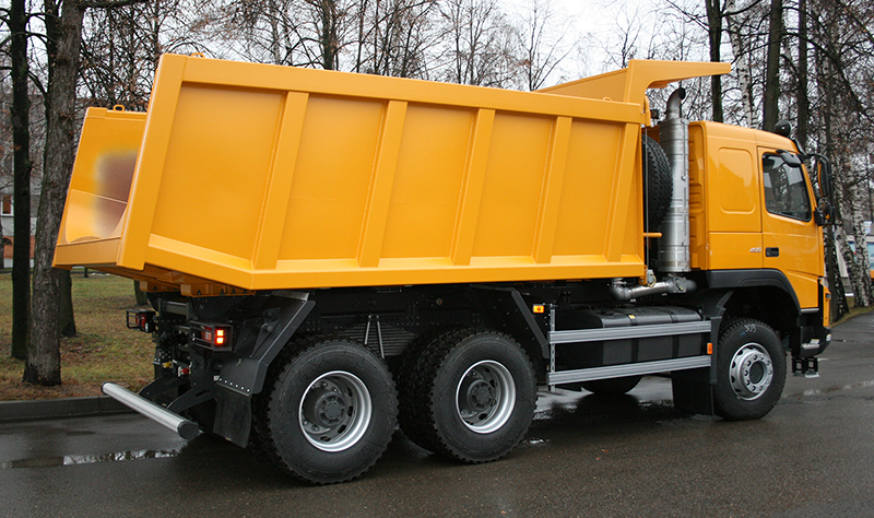 BCM-53.2S SURGUT dump truck for inert materials
