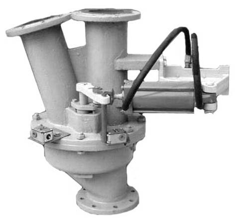 SMC-623 two-way diverter valve