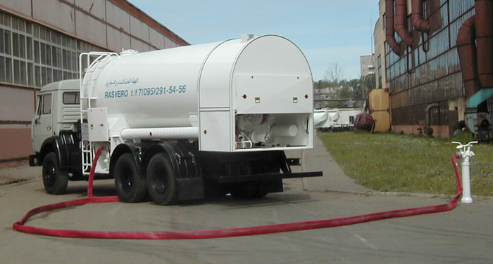 BCM-71 water truck