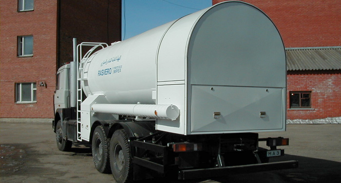 BCM-71.1 water truck